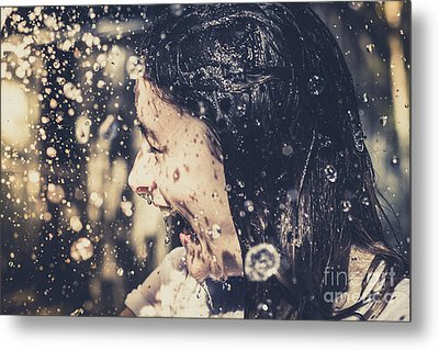 Motion In Emotion Metal Print by Jorgo Photography - Wall Art Gallery