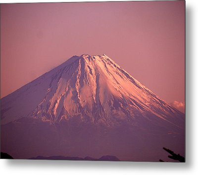 Mt. Fuji, Yamanashi,japan Metal Print by Juno808