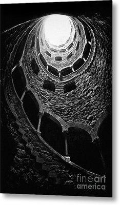 Mystery Tower Metal Print by Jose Elias - Sofia Pereira