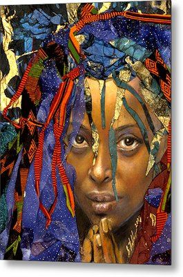 Naomi 3.1 Metal Print by Gary Williams