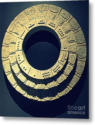 National Museum Of The American Indian 10 Metal Print by Randall Weidner