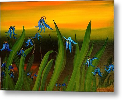 Natural Diversity II Metal Print by Gregory Allen Page