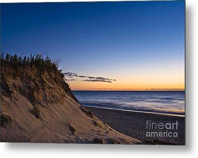 Nauset Beach Sunrise Metal Print by John Greim