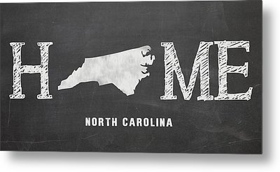 Nc Home Metal Print by Nancy Ingersoll