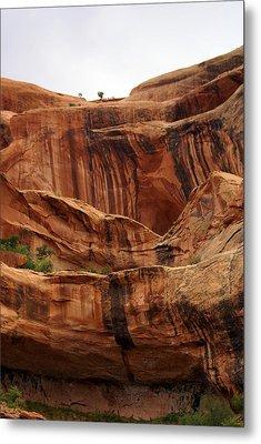 Near Moab 1 Metal Print by Marty Koch