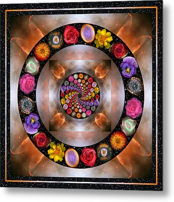 Nebulosity Metal Print by Bell And Todd