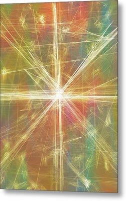 New Galaxy Metal Print by Dan Sproul