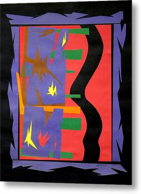 New Mexico On My Mind Metal Print by Teddy Campagna