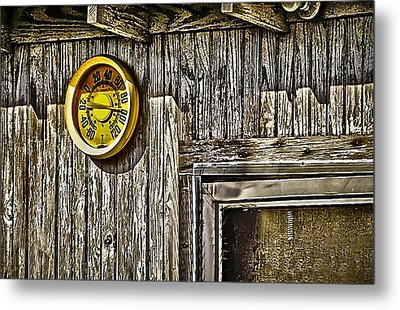 Ninety Plus Metal Print by Greg Jackson