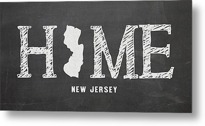 Nj Home Metal Print by Nancy Ingersoll