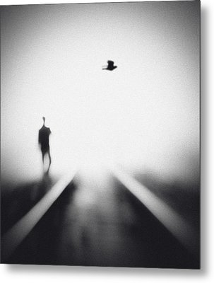 Nocturne Metal Print by Hengki Lee