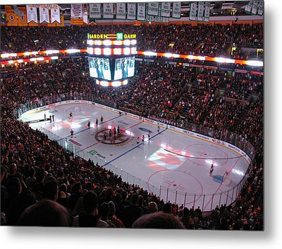 O Canada Metal Print by Juergen Roth