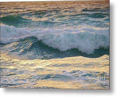 Oh  Majestic Ocean Metal Print by E Luiza Picciano