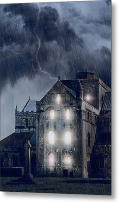 Old Church Metal Print by Joana Kruse