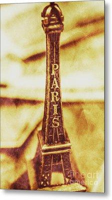 Old Paris Decor Metal Print by Jorgo Photography - Wall Art Gallery