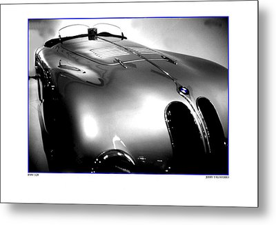 Old Style Speed Metal Print by Jerry Taliaferro