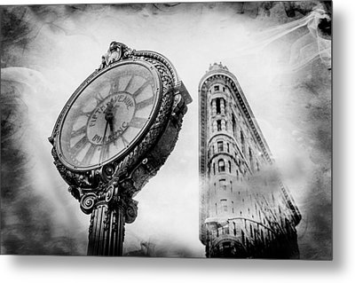 Old Time's Sake Metal Print by Az Jackson