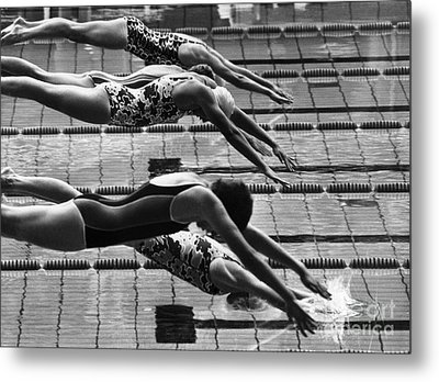 Olympic Games, 1972 Metal Print by Granger