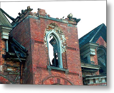 Lost To Time Metal Print by Sandra Church