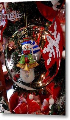 Ornament 1 Metal Print by Joyce StJames