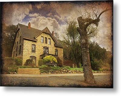 Our Fairytale Metal Print by Laurie Search