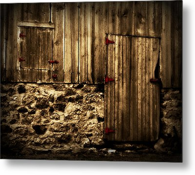 Out Of Place 2 Metal Print by Julie Hamilton