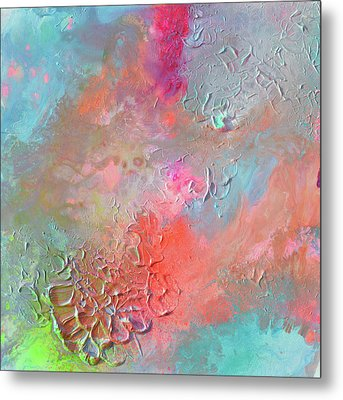 Out Of The Snow Metal Print by Tiberiu Soos