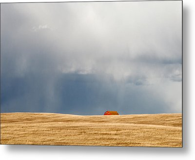 Over The Horizon Metal Print by Todd Klassy