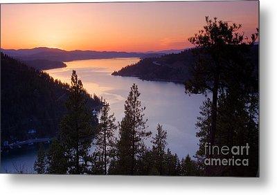 Paradise View Metal Print by Idaho Scenic Images Linda Lantzy