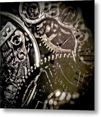 Patience Metal Print by Susan Maxwell Schmidt