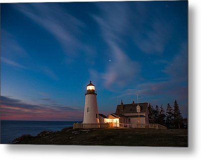 Pemaquid Dawn Metal Print by Darren White