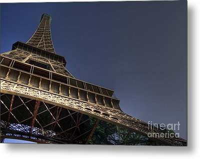 Perspective Metal Print by Sophie De Roumanie