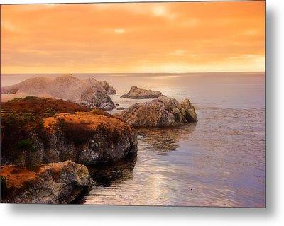 Point Lobos  Metal Print by Utah Images
