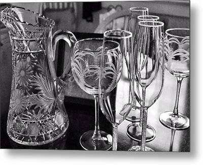 Pre-bubbly Metal Print by JAMART Photography