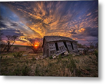 Prestige Metal Print by Thomas Zimmerman