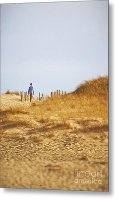 Provincetown I Metal Print by HD Connelly