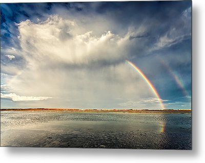 Rainbow Metal Print by Evgeni Dinev