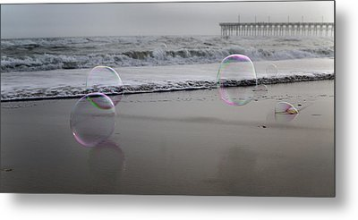 Ramble On Metal Print by Betsy Knapp