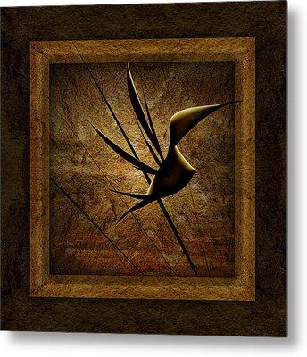 Rare Bird Metal Print by Phil Clark