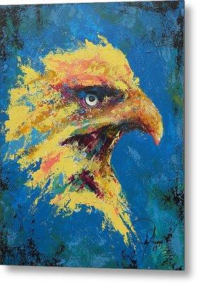 Rare Eagle Metal Print by John Henne