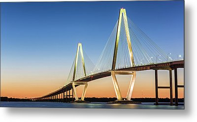 Ravenel At Sunset Metal Print by Jon Glaser