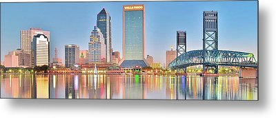 Rays Of Sunshine In The Sunshine State Metal Print by Frozen in Time Fine Art Photography
