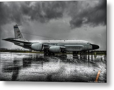 Rc-135vw Metal Print by Ryan Wyckoff