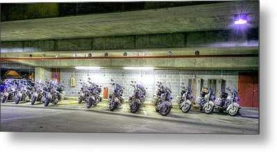 Ready To Roll Metal Print by JC Findley