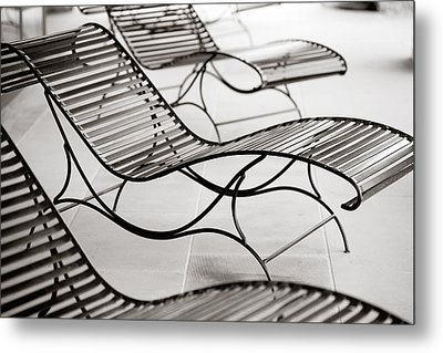 Relaxation Metal Print by Marilyn Hunt
