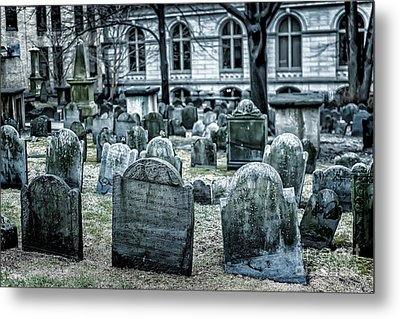 Rest In Peace Metal Print by Tamyra Ayles