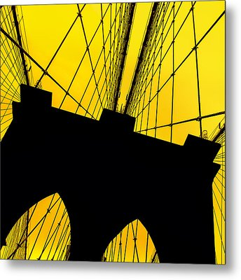 Retro Arches Metal Print by Az Jackson
