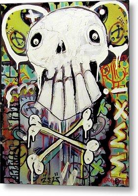 Rise Above Metal Print by Robert Wolverton Jr