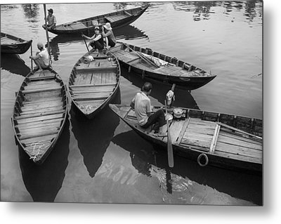 River Life Metal Print by Robert Lacy
