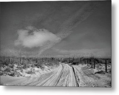 Road To... Metal Print by Mario Celzner